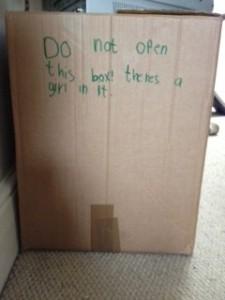 Sara Bran box