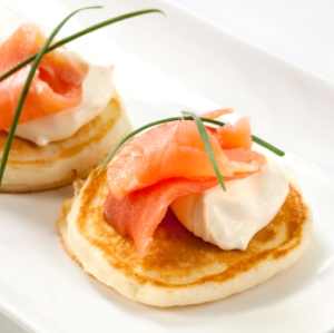 Primrose Hill Russian Tea Room Blini