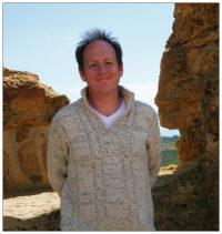 Author Ben Hatch