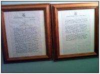 Ben Hatch's Letter