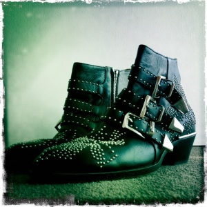 KT Tunstall's Boots