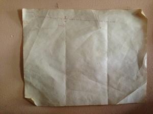 Amanda Palmer lucky note
