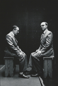 Gilbert & George by Robert Goldstein